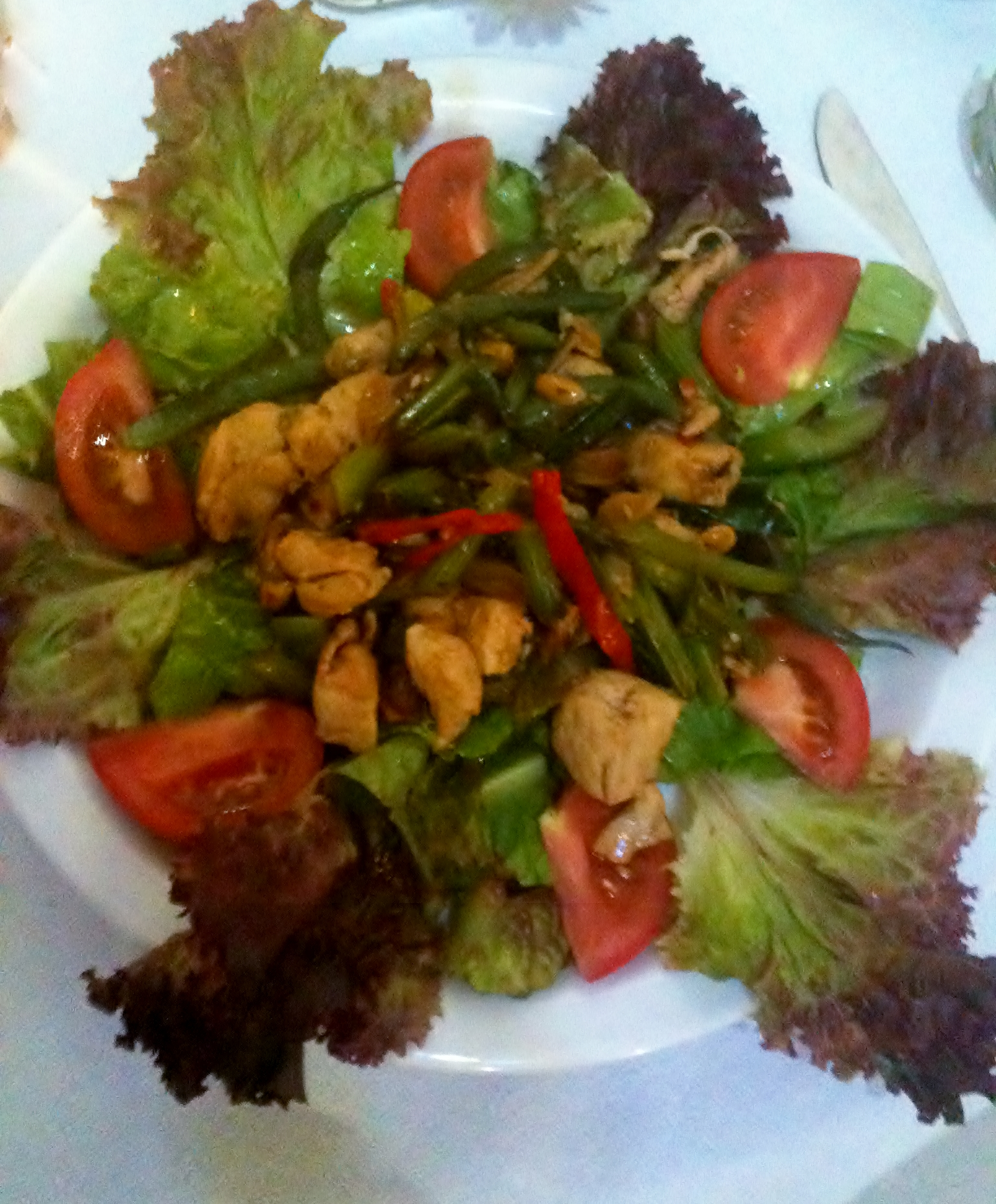 Checken Salad HCG