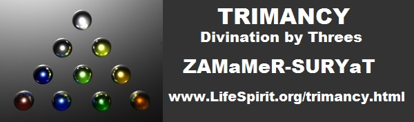 Trimancy - Divination by Threes