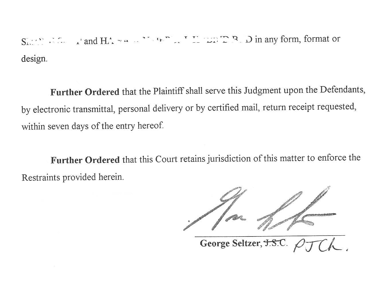 Internet injunction cybersquatting trademark ralph fucetola jd copy of final order biocorpaavc Choice Image
